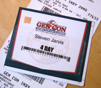 GenCon2006 badge photo